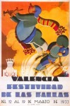 CARTEL DE FALLAS 1933