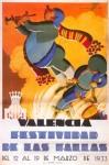 CARTEL DE FALLAS 1933
