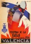 CARTEL DE FALLAS 1936
