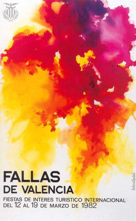 CARTEL DE FALLAS 1982