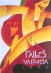 CARTEL DE FALLAS 1999