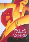 CARTEL DE FALLAS 1999