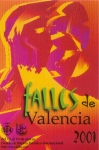 CARTEL DE FALLAS 2001