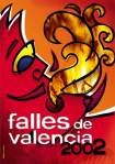 CARTEL DE FALLAS 2002