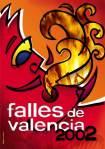 CARTEL DE FALLAS 2002