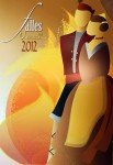 CARTEL DE FALLAS 2012
